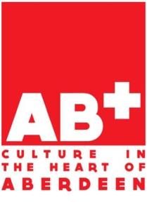 AB+ logo