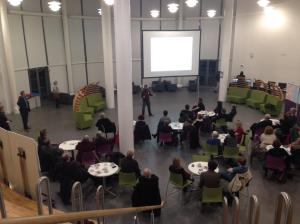 AB+ Networking Event at RGU
